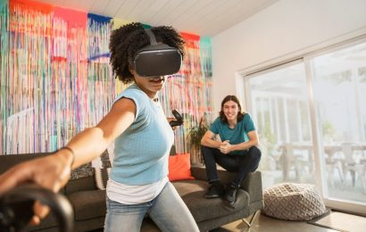 Latest LIV Beta Enables Green Screen Free Mixed Reality Recording on Oculus Quest