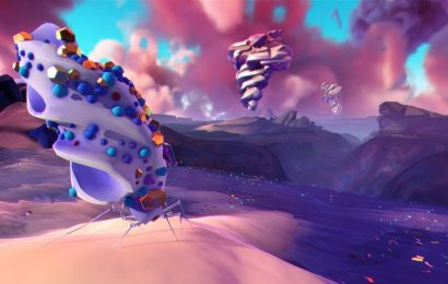 The Surreal World of Paper Beast Steps Onto PlayStation VR This Month