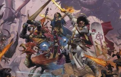 Pathfinder: Wrath of the Righteous Kickstarter Stretch Goals & Updates, Explained