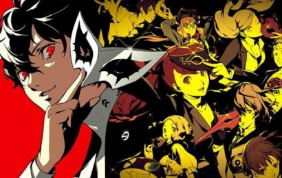 Early Persona 5 Royal Copies Are Already Being Sold in Australia