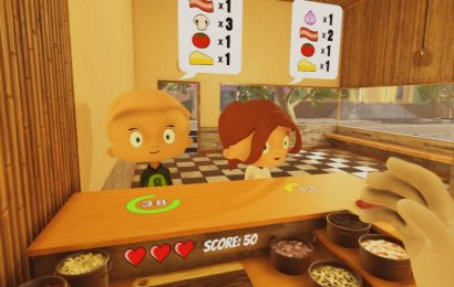 Preview: Pizza Master VR – Doesn't Quite Slice Just Yet