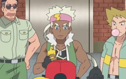 Ash Ketchum To Battle A New Gym Leader Not From Pokémon Sword & Shield