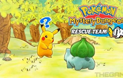 Pokémon Mystery Dungeon: Rescue Team DX Story Explained