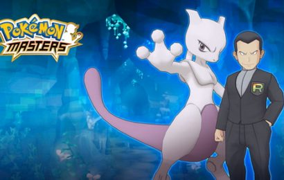 Giovanni and Mewtwo Return to Pokémon Masters for Another Limited Time Event