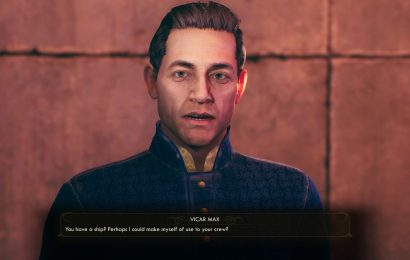 The Outer Worlds' small fonts get bigger again