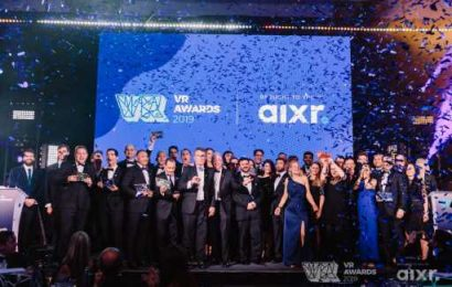 Nominations Have now Opened for the VR Awards 2020