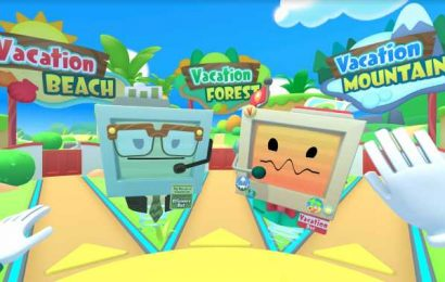 Vacation Simulator Is The Only VR App In 2020 BAFTA Game Awards