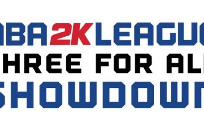 Warriors Gaming Squad joins in NBA 2KL Three For All Showdown