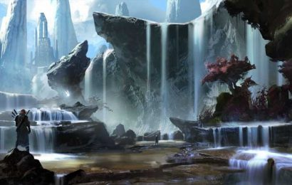 This Twitter Account Seeks To Unveil Secrets Behind Every Video Game Waterfall