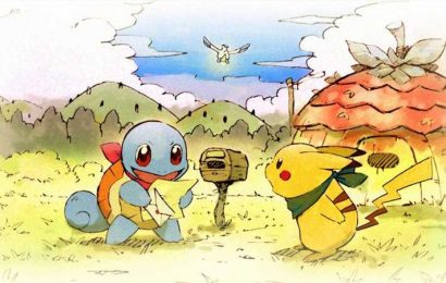 Pokemon Mystery Dungeon DX: Every Single Wonder Mail Code