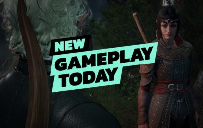New Gameplay Today – Baldur's Gate III