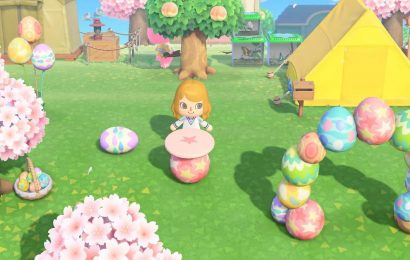 Animal Crossing: New Horizons' Bunny Day event detailed, Leif revealed