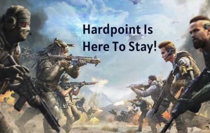Call Of Duty: Mobile Sees The Permanent Return Of Hardpoint