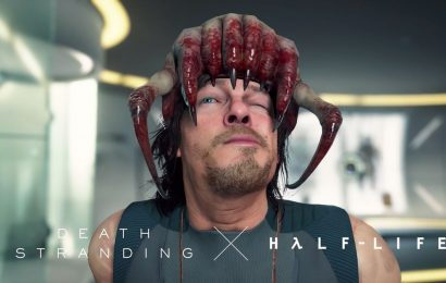 Death Stranding PC release date set for June 2 — with a Half-Life crossover