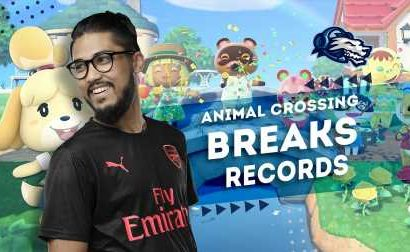Diamond Scrubs: Podcast Episode 6, Animal Crossing breaks records! – Daily Esports