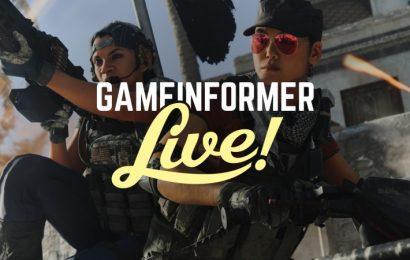 Come Play Call Of Duty: Modern Warfare With Us — Game Informer Live
