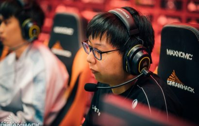 China's top 3 teams struggle in the ESL One Los Angeles Online