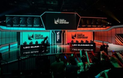 LEC and LCS Both Cease Audience Attendance