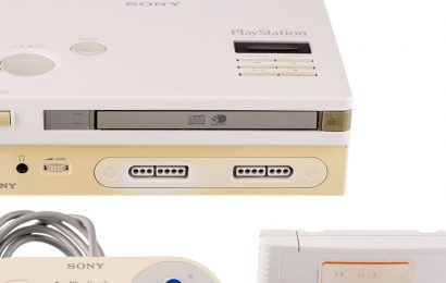 Rare Nintendo Play Station sold at auction for more than $300,000