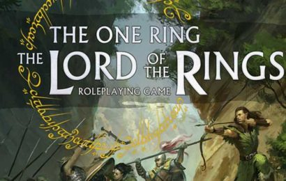 Expect New Lord Of The Rings Tabletop RPGs Soon