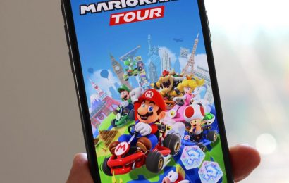 Nintendo's Mario Kart mobile game finally getting real-time multiplayer