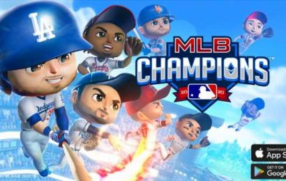 MLB Champions mobile game gets big 2.0 update