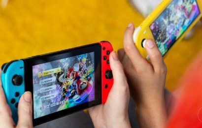 Take care of your Nintendo Switch — Nintendo's repair shops are closed due to COVID-19
