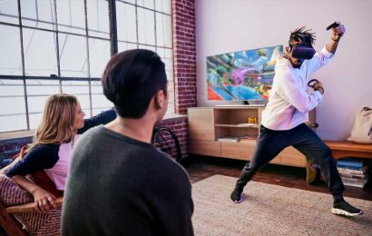 The Top 5 VR Games to Keep You Active – Road to VR