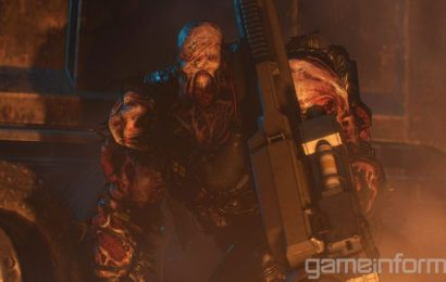 Nemesis Is Coming For You In These Exclusive Resident Evil 3 Screens
