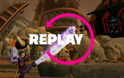 Replay — Ratchet & Clank: Up Your Arsenal