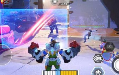Digital Legends Entertainment releases Respawnables Heroes team-based action mobile game