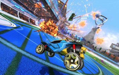Rocket League's March Update to land next week