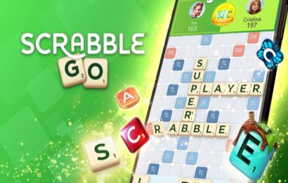 Scrabble GO Launches With Huge Celebrity Campaign (Including Stars From The Office)