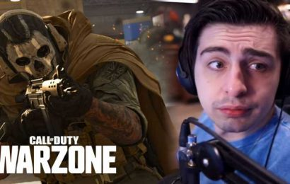 Shroud Says Warzone, Like Every CoD, Has Limited Lifespan