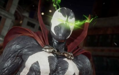 See How Spawn Fits Into Mortal Kombat 11 In Brutal New Gameplay Trailer