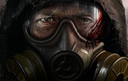 The first screenshot of STALKER 2 features a new anomaly