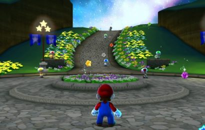 Report: Super Mario Galaxy Could Be Coming To Switch