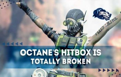 Video: Apex Legends video shows that Octane's hitbox is completely broken – Daily Esports