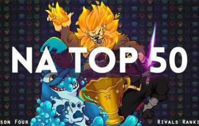 Rivals of Aether reveals Season Four NA Rankings – Daily Esports