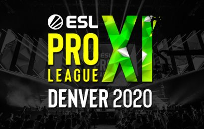 ESL Pro League Season 11 Finals Moved From Denver Due to Coronavirus