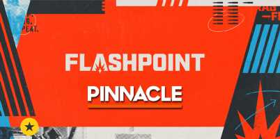 Pinnacle Named FLASHPOINT's First League Sponsor