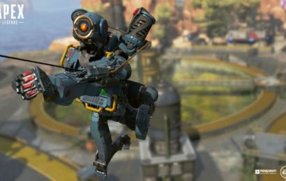 Apex Legends servers down with Origin and EA multiplayer services