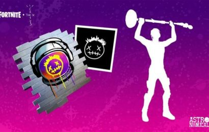 Fortnite Astronomical Challenges and Live Event Travis Scott Fortnite skin release update