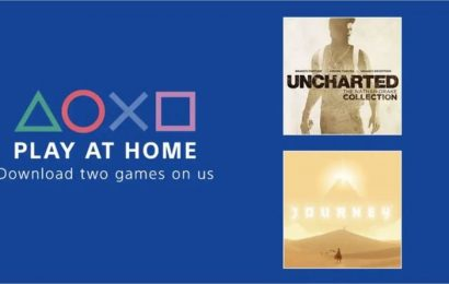 PS4 Play at Home free games – Uncharted Collection and Journey free download end date