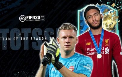 FIFA 20 TOTS SF COUNTDOWN: Date and time, Team of the Season So Far predictions
