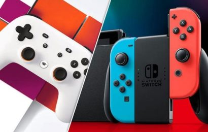 Google Stadia games coup: Nintendo Switch exclusive crossing over?