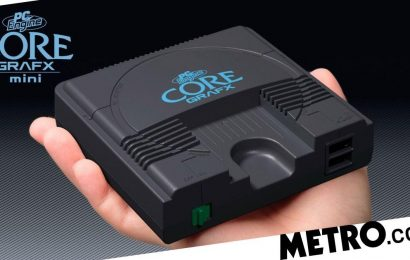 PC Engine Mini review – all 57 games reviewed, from Snatcher to Splatterhouse
