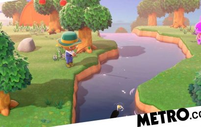 Animal Crossing: New Horizons first Fishing Tournament this weekend