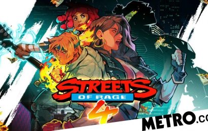 Streets Of Rage 4 release date is this month reveals Nintendo leak