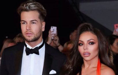 Chris Hughes Believes That He and Jesy Nelson Are Getting Back Together